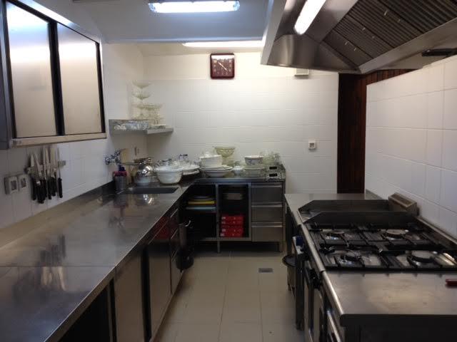 13 kuhinja v nastanitvenem objeku, detajl